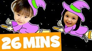 Happy Halloween Song and More  | 26mins Halloween Songs Collection for Kids