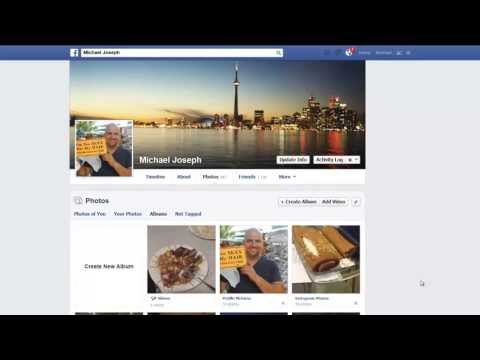 How To Change Facebook Photos To Private Or Public (Latest Version)