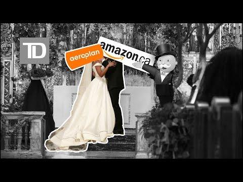 Amazon & Aeroplan Get Married