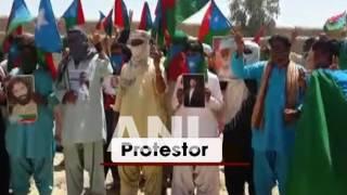 Indian flag, PM Modi hailed in Balochistan - ANI News