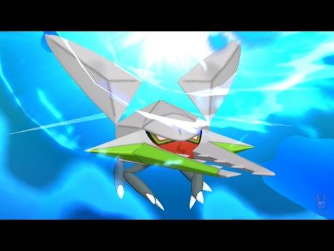 Pokemon Sun and Moon Wi-Fi Battle: Vikavolt Shocks The Competition! (1080p)