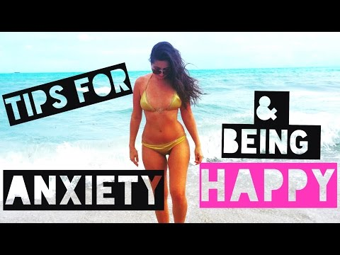 Chit Chat: Handling Anxiety & Being Happy! | My Tips