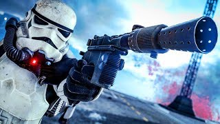 I PLAYED STAR WARS BATTLEFRONT 2 EARLY!!!