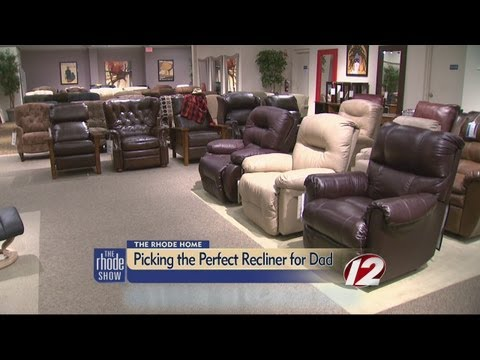 Picking the Perfect Recliner for Dad
