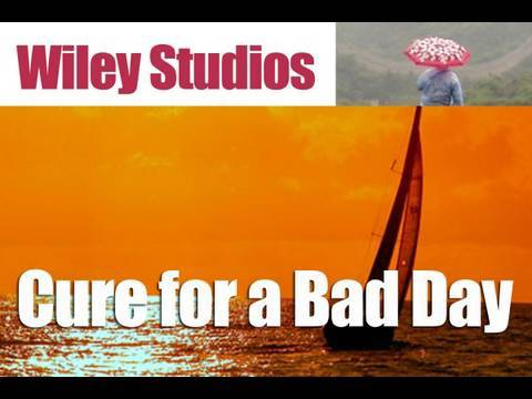 Cure for a Bad Day - Famous Quotes