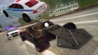 Fast & Furious: Showdown - Best Racing Game 2k13 (Epic Destruction and Shit) - PC Gameplay
