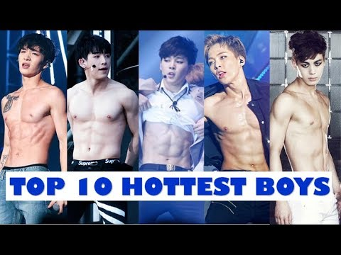 TOP 10 Hottest Kpop Boy Chosen by Korean Women