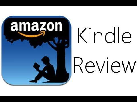 Best iPhone eBook App: Kindle
