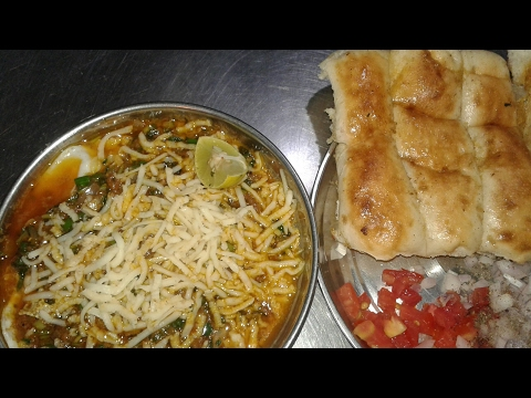 Egg half fry or tomato fry at Surat very tasty