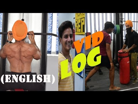 BACK WORKOUT||2+1 Technique||English Commentary