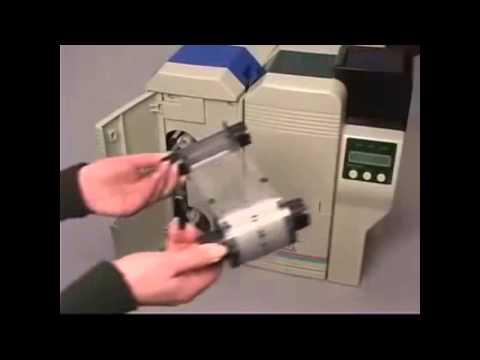 Nisca 5350 ID Card Printer