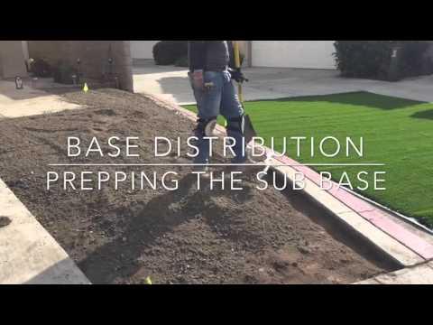 DIY ARTIFICIAL TURF FAKE GRASS LAWN INSTALLATION GUIDE - SMART YARDZ - PET FRIENDLY TURF