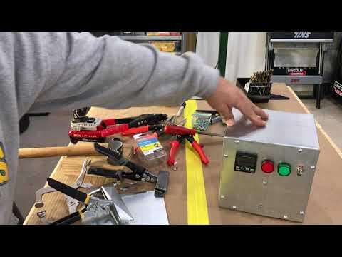 DIY Powder Coat Oven Part 5