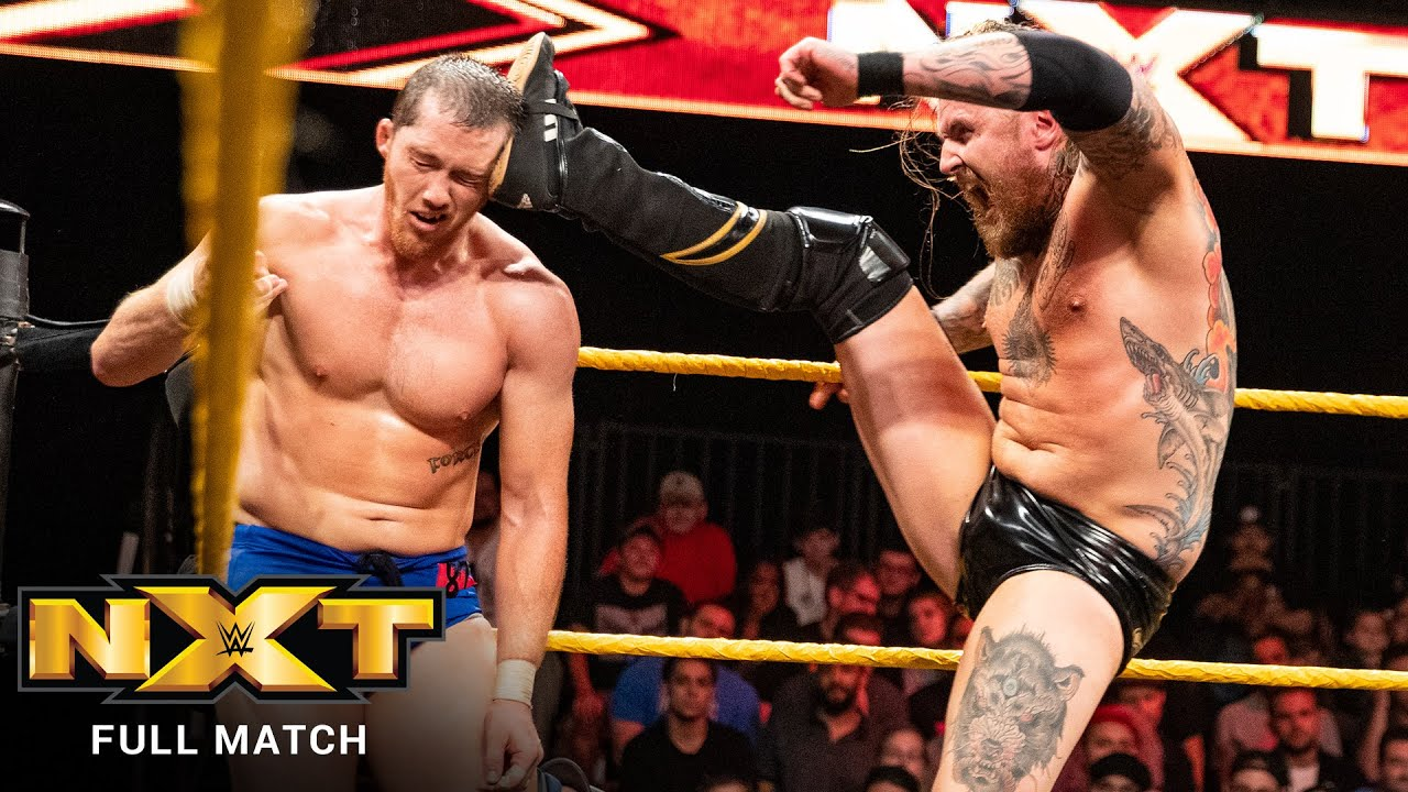 FULL MATCH - Aleister Black vs. Kyle O'Reilly: NXT, August 2, 2017