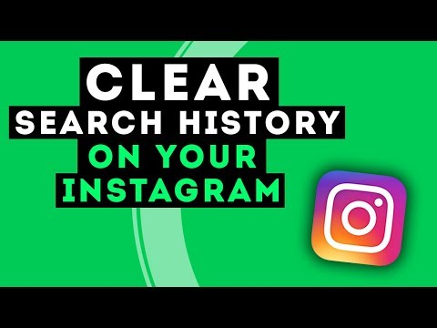 How to Clear/Delete Instagram Search History? [2017]