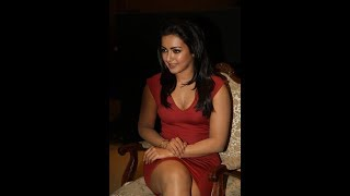 Catherine Tresa Hot Cleavage Video Don't Miss It