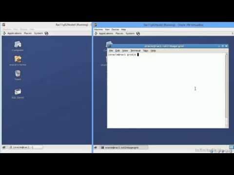 REAL APPLICATION CLUSTERS ORACLE 11G TUTORIAL