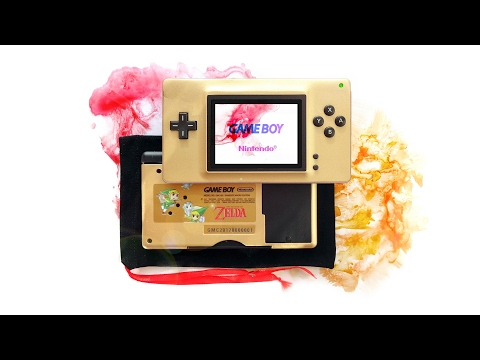 Gameboy Macro / ZELDA Special Edition