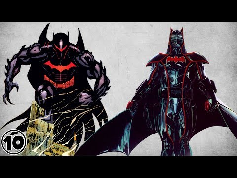 Top 10 Alternate Batman Suits