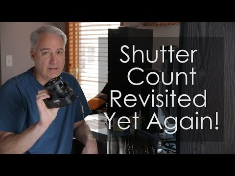 Finding Your Cameras Current Shutter Actuations Revisited Yet Again