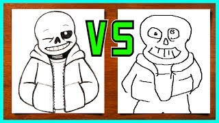 Drawing Undertale In 1 Minute!