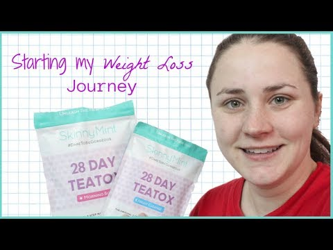 STARTING MY WEIGHT LOSS JOURNEY   Allie Young