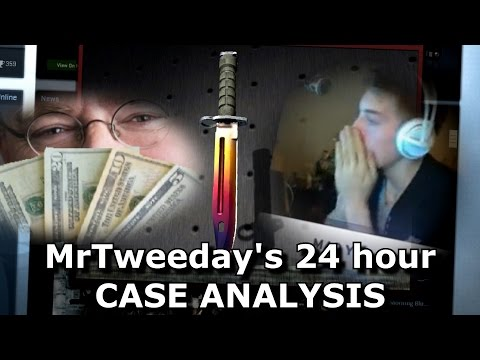 Ultimate CS GO Case Unboxing Analysis