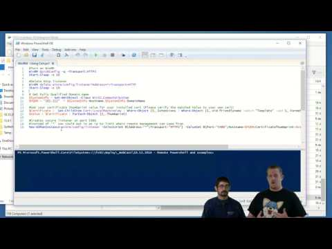 Admin Arsenal Live! : Preparing Your Environment For Remote PowerShell