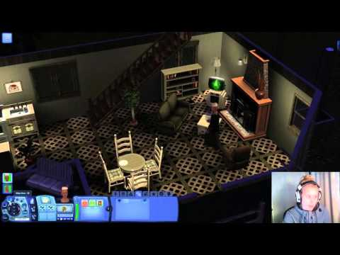Sims 3 Lets Play- Game Design (IAT 210)