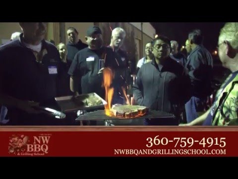 NW BBQ and Grilling School  ~ Specialty Cooking School