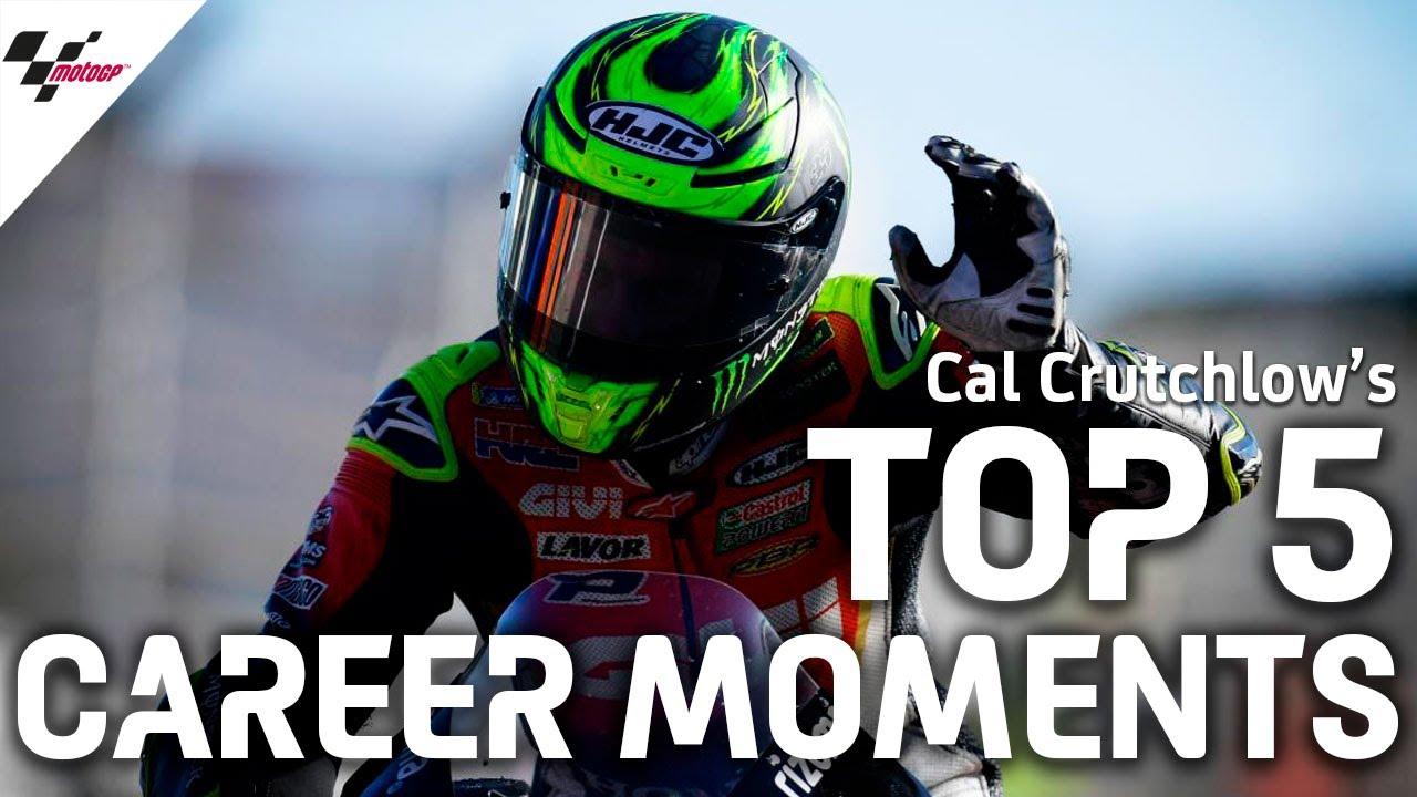 Cal Crutchlow's Top 5 Career Moments!