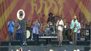 Do It Fluid  The Dirty Dozen Brass Band  New Orleans Jazzfest 2016