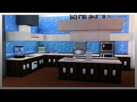 ✔️ The BEST Kitchen in Minecraft! (Actually works)