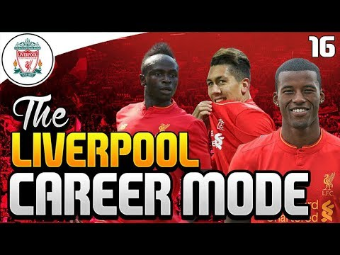 FIFA 18 Liverpool Career Mode #16 | HUGE CUP SEMI-FINAL!! | CAN WE GET TO THE FINAL??