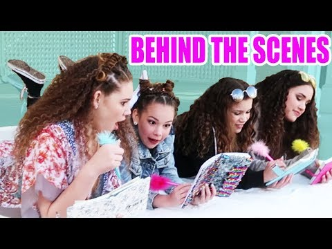 Haschak Sisters - Diary (Behind The Scenes)