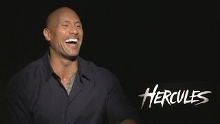 The Rock on Sting in WWE, WrestleMania 31, a match with Brock Lesnar, HERCULES, more