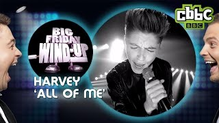John Legend All of Me cover by Harvey on Sam and Mark