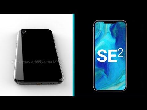 2018 LCD iPhone X First Look + New iPhone SE 2 Leaks!