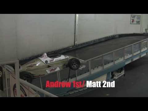 Indy Indoor Go-Carts