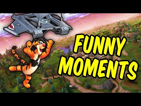 Perfect Timing! - Fortnite Funny Moments