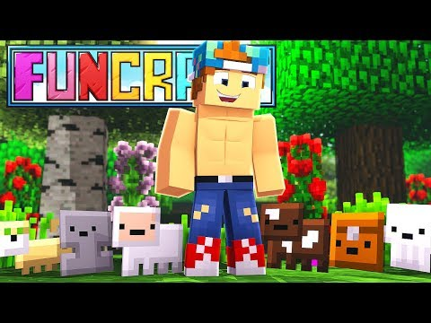 MY NEW INVENTORY PETS! | FunCraft #9