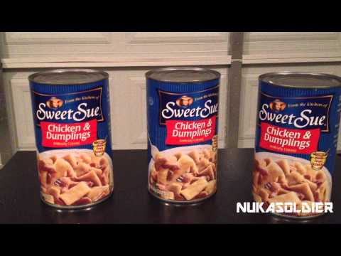 Storing Chicken and Dumplings Long Term - SHTF Comfort Foods