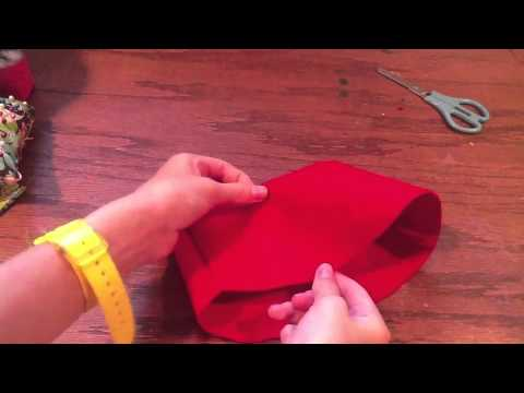 How to make a doll-sized girl scout sash