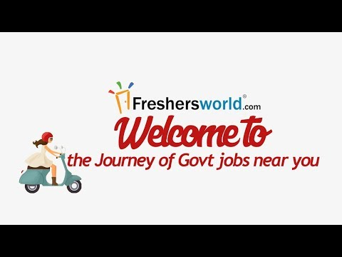 Government Jobs Near you – Travelling to the world of Govt Jobs, Recruitment Journey, Freshersworld