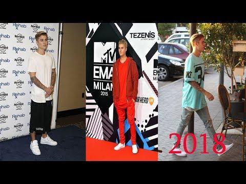 Justin Bieber Style 2017- 2018
