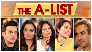 The A-List: Streaming Stars with Rajeev Masand