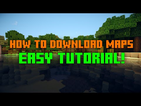 Minecraft Xbox/PS3 - HOW TO DOWNLOAD MAPS WITH HORIZON (EASY TUTORIAL)