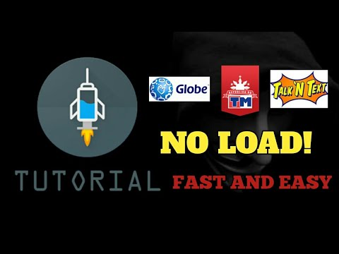 How to create NO LOAD EHI files | fast and easy free internet for TM-GLOBE and TNT
