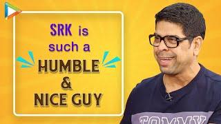 """Shah Rukh Khan- AMAZING Guy, I Can Never Forget..."" :Murli Sharma| Saaho"