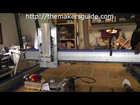 Mach3 Tutorial - Setting Steps Per Unit